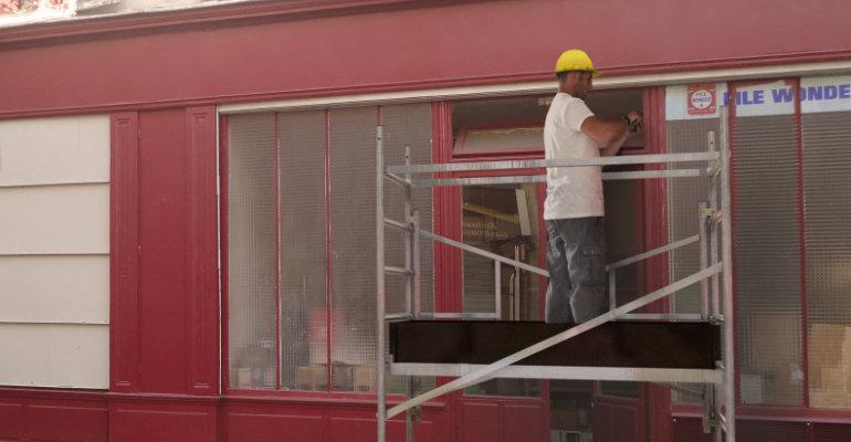 Venta y alquiler de andamios de aluminio en Málaga